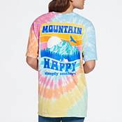 Simply Southern Women's Mountain Happy Short Sleeve T-Shirt product image