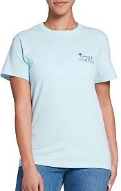 Simply Southern Women's Smile Short Sleeve Graphic T-Shirt product image