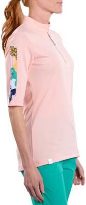 SwingDish Women's Neva Elbow Sleeve Golf Shirt product image