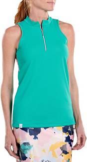 SwingDish Women's Clarissa Sleeveless Golf Shirt product image