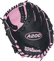 "Wilson 10"" Girls' T-Ball A200 Series Glove product image"