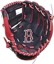 """Wilson 10"""" A200 Boston Red Sox T-Ball Glove product image"""
