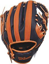 """Wilson 10"""" A200 Detroit Tigers T-Ball Glove product image"""