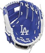"""Wilson 10"""" A200 Los Angeles Dodgers T-Ball Glove product image"""
