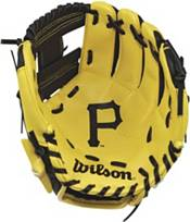 """Wilson 10"""" A200 Pittsburgh Pirates T-Ball Glove product image"""