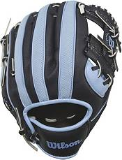 """Wilson 10"""" A200 Tampa Bay Rays T-Ball Glove product image"""