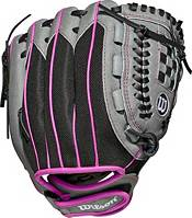 Wilson 11'' Girls' Flash Series Fastpitch Glove product image