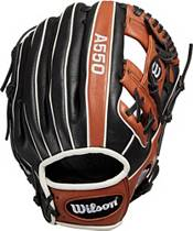Wilson 11.5'' Youth A550 Series Glove 2020 product image