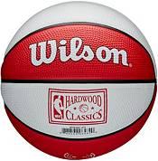 Wilson Atlanta Hawks Retro Mini Basketball product image