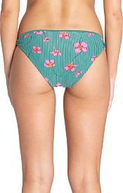 Billabong Women's Seain Green Lowrider Bikini Bottoms product image