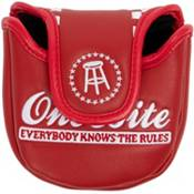 Barstool Sports One Bite Mallet Putter Headcover product image