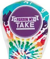 Barstool Sports Pardon My Take Tie-Dye Fairway Headcover product image