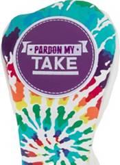 Barstool Sports Pardon My Take Tie-Dye Hybrid Headcover product image