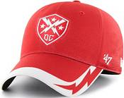 '47 Men's XFL DC Defenders Sideline Solo Red Stretch Fit Hat product image