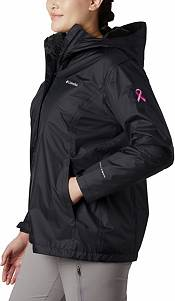 Columbia Women's Tested Tough In Pink II Rain Jacket product image