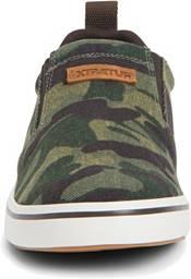 XTRATUF Men's Sharkbyte Canvas Camo Casual Shoes product image