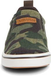 XTRATUF Women's Sharkbyte Canvas Camo Casual Shoes product image