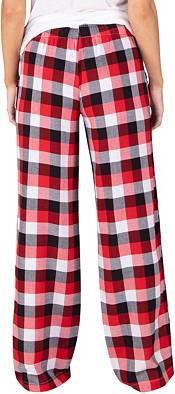 Concepts Sport Women's Atlanta Falcons Breakout Red Flannel Pants product image