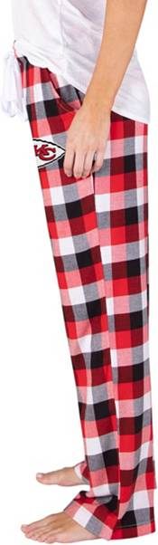 Concepts Sport Women's Kansas City Chiefs Breakout Red Flannel Pants product image