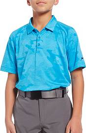 Slazenger Boys' Camo Jacquard Golf Polo product image