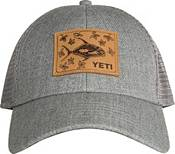 YETI Men's Permit In The Mangroves Patch Trucker Cap product image