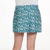 Prince Girls' Printed Match Knit Tennis Skort product image