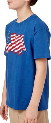 Dick's Sporting Goods Youth Americana Short Sleeve T-Shirt product image