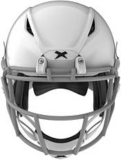 Xenith Shadow XR Youth Football Helmet with Steel Mask - White/Grey product image