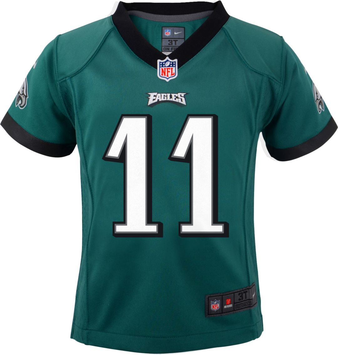 finest selection 8c93a 2f0ae Nike Boys' Home Game Jersey Philadelphia Eagles Carson Wentz #11