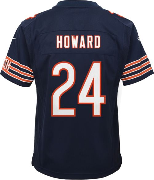 6ed687d6c52 Nike Youth Home Game Jersey Chicago Bears Jordan Howard  24. noImageFound.  Previous. 1. 2. 3