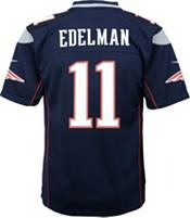 Nike Youth Home Game Jersey New England Patriots Julian Edelman #11 product image