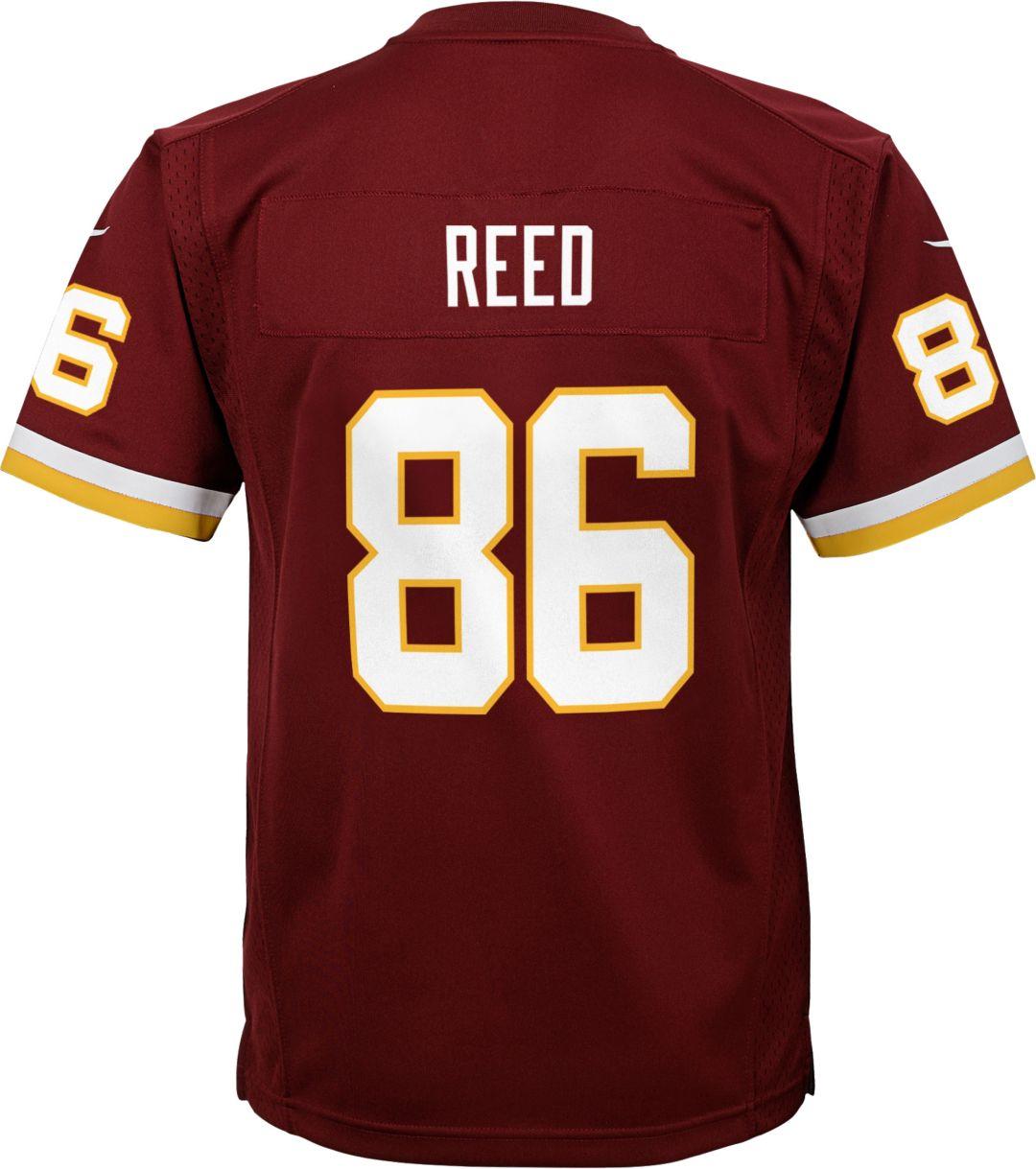 check out dcd7d c9aec Nike Youth Home Game Jersey Washington Redskins Jordan Reed #86
