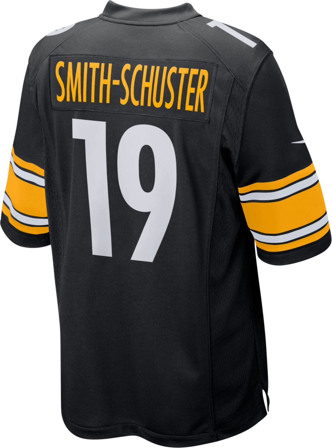 new product 0d32b 26d71 Nike Youth Home Game Jersey Pittsburgh Steelers JuJu Smith-Schuster #19