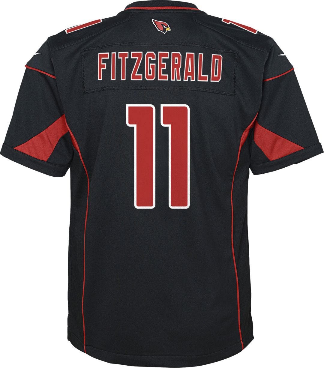 fb668ee6 Nike Youth Color Rush Game Jersey Arizona Cardinals Larry Fitzgerald #11