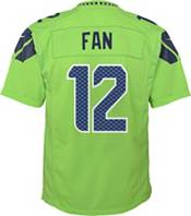 Nike Youth Color Rush Game Jersey Seattle Seahawks Fan #12 product image