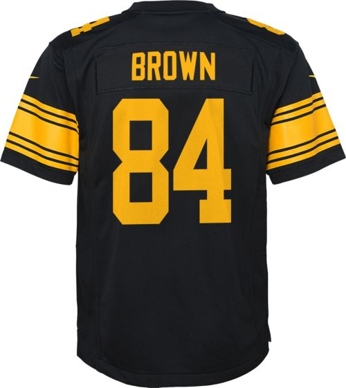 6aba881bf Nike Youth Color Rush Game Jersey Pittsburgh Steelers Antonio Brown  84.  noImageFound. Previous. 1. 2. 3