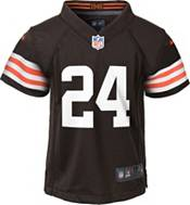 Nike Toddler Cleveland Browns Nick Chubb #24 Brown Game Jersey product image