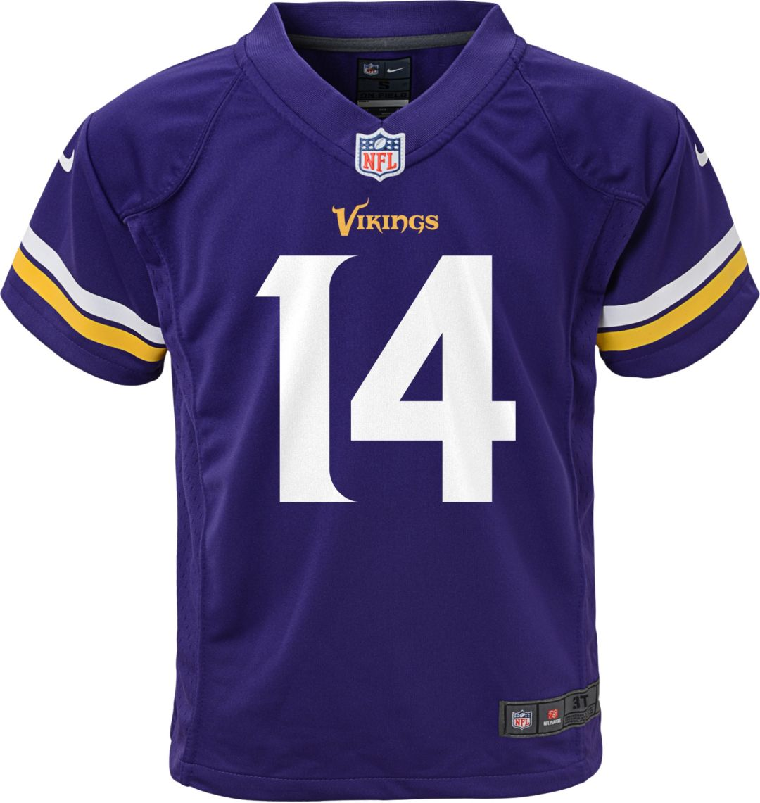newest collection 1395b f8d2e Nike Toddler Home Game Jersey Minnesota Vikings Stefon Diggs #14