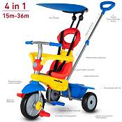 SmarTrike Zoom Toddler Tricycle product image