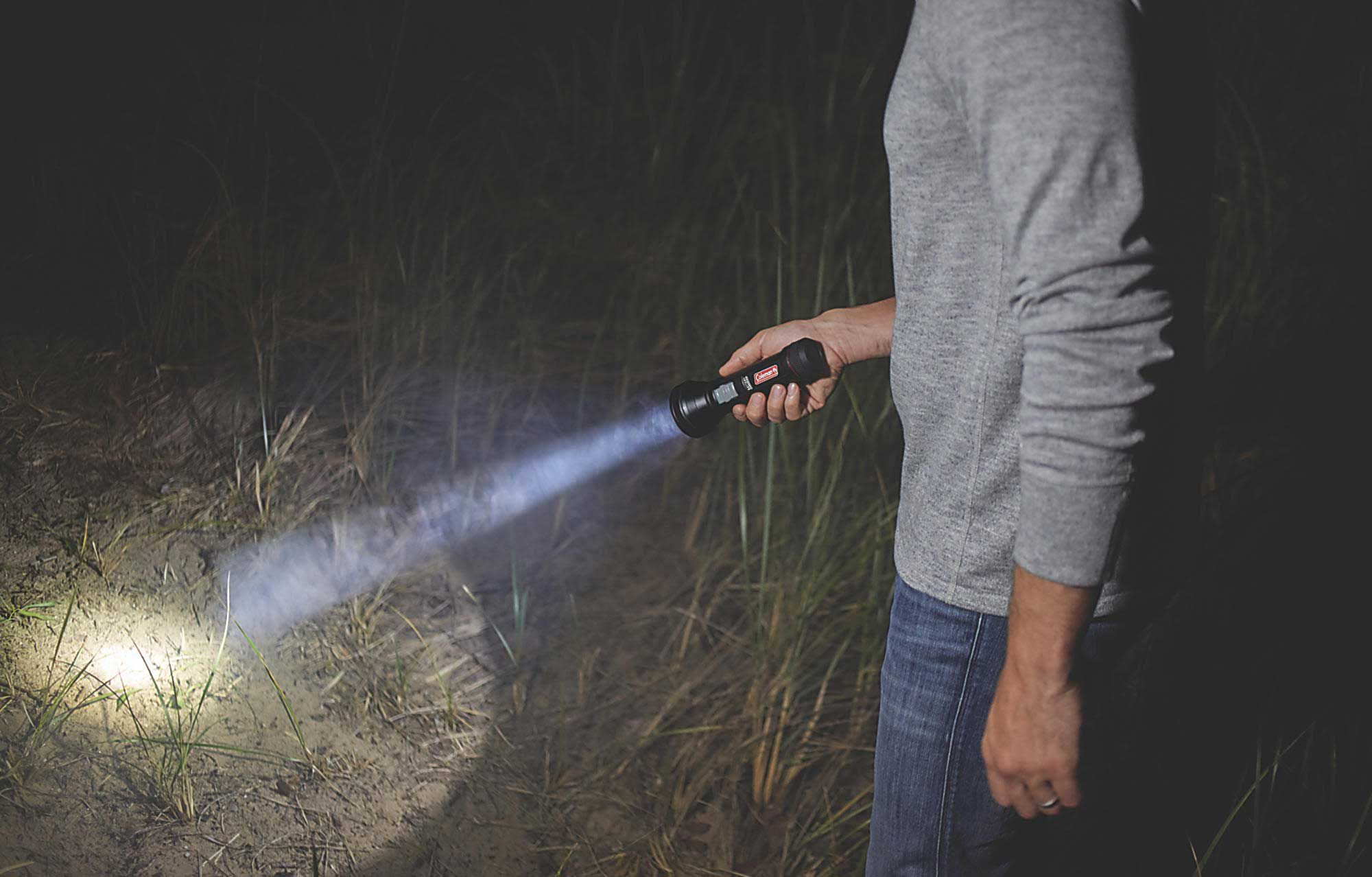 Coleman Battery Guard LED Flashlight