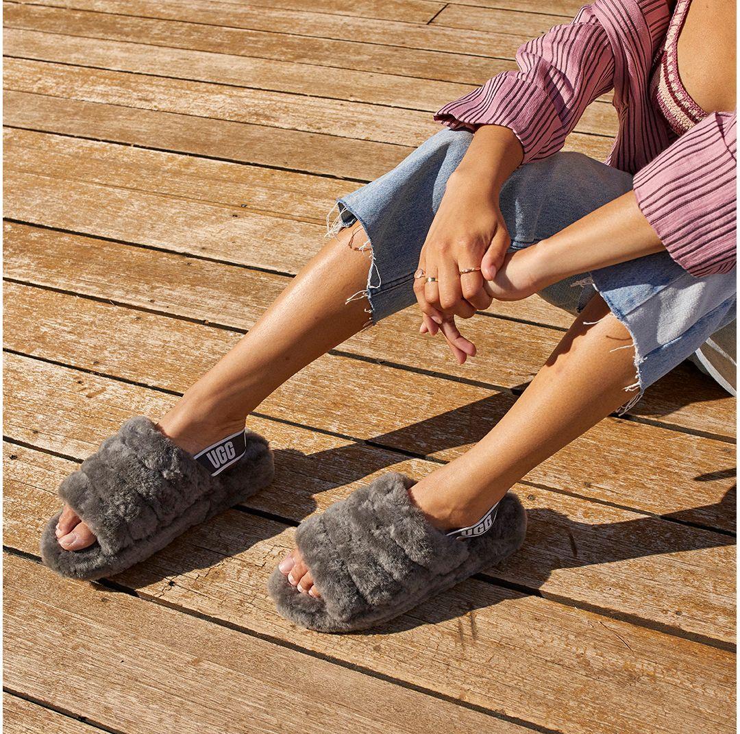470fa6ce5b8 UGG Women's Fluff Yeah Slippers