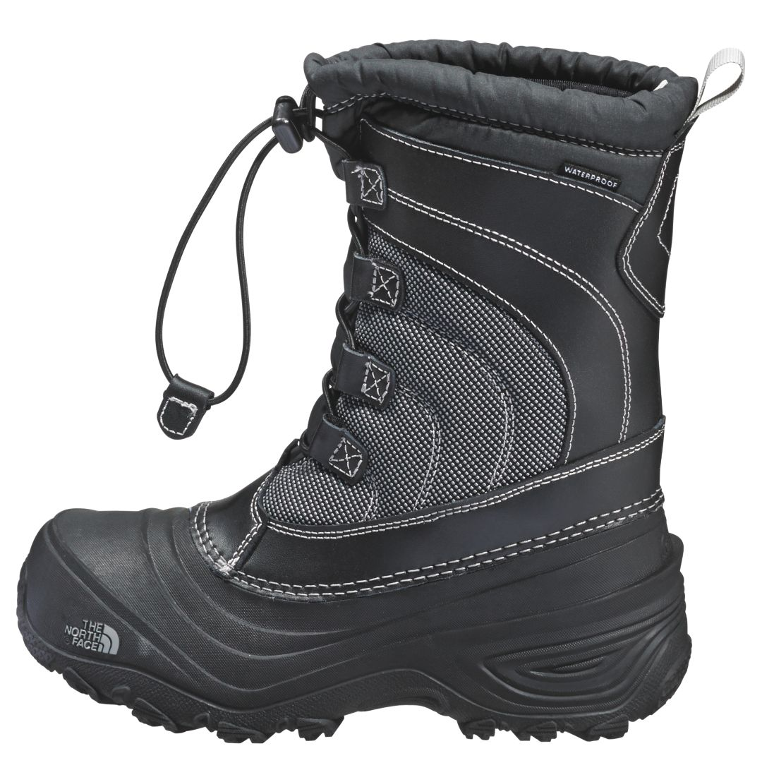 4b6137f05 The North Face Kids' Alpenglow IV Lace Insulated Waterproof Winter Boots