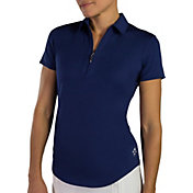 Jofit Women's Jacquard Performance Golf Polo