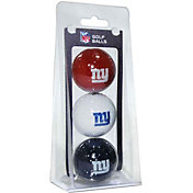Team Golf New York Giants Golf Balls – 3 Pack
