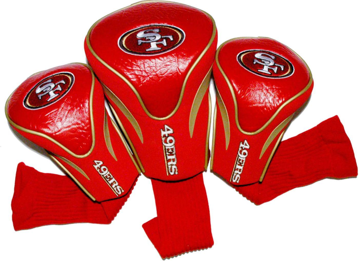 Team Golf San Francisco 49ers Contour Sock Headcovers