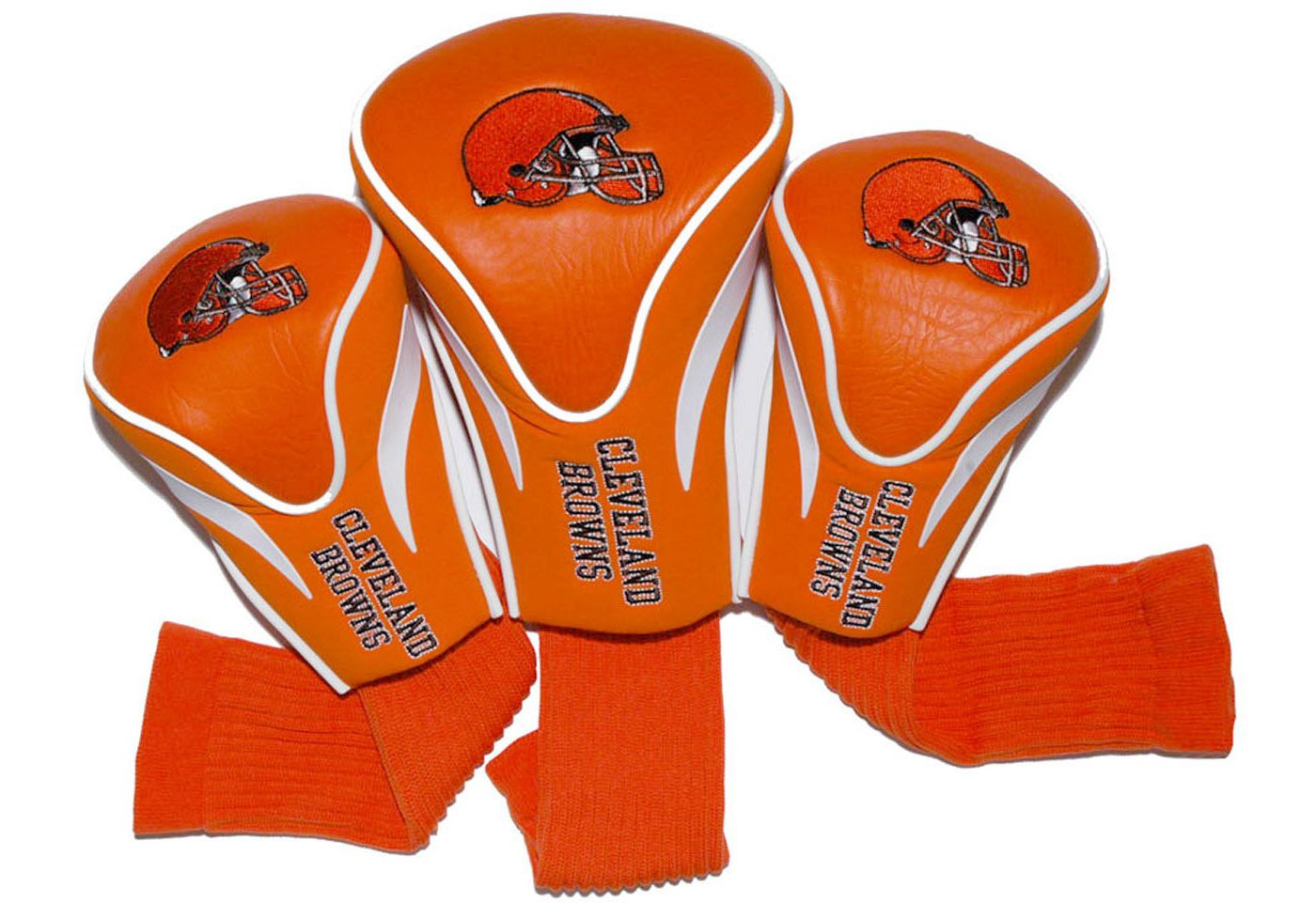 Team Golf Cleveland Browns Contour Sock Headcovers