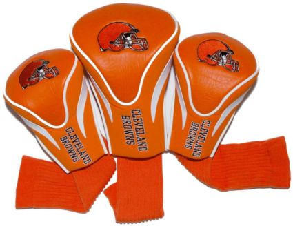 Team Golf Cleveland Browns NFL Contour Sock Headcovers