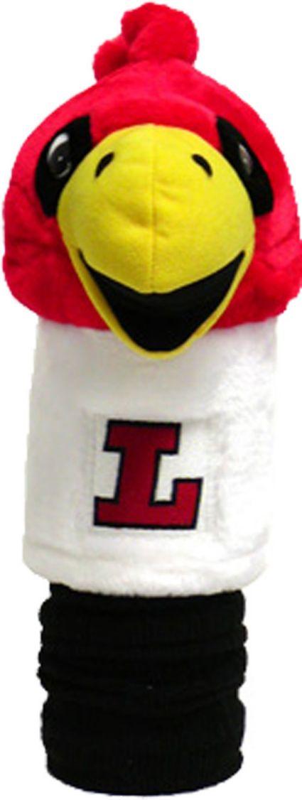 Team Golf Louisville Cardinals NCAA Mascot Headcover