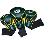 Team Golf Green Bay Packers 3-Pack Contour Headcovers