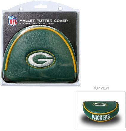 Team Golf Green Bay Packers Mallet Putter Cover